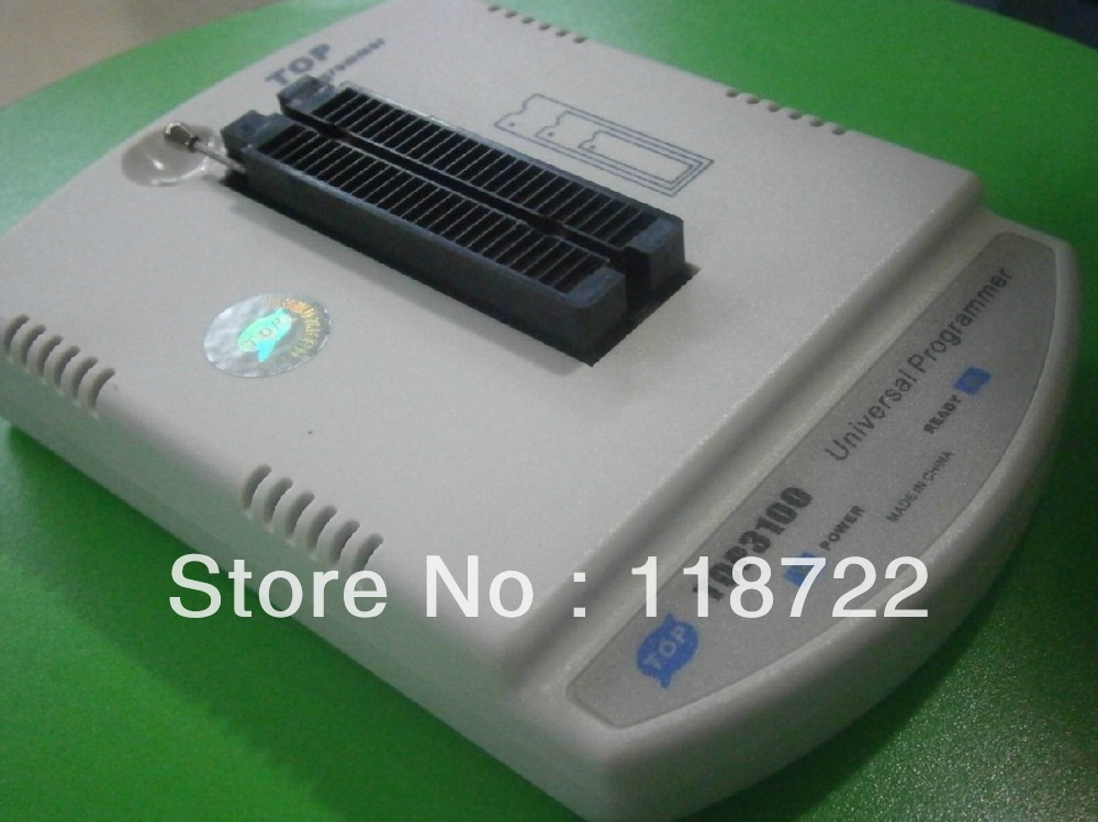 2013 Newest TOP-3100 TOP3100 USB universal programmer EPROM MCU PIC ,Writer Duplicator Burner shipping by dhl 60 pcs genius g540 eprom mcu gal pic usb universal programmer