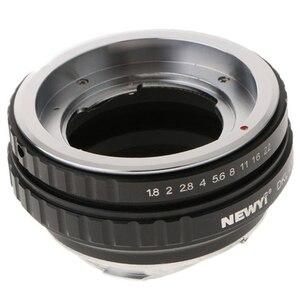 Image 3 - NEWYI DKL LM Adapter für Voigtlander Retina Deckel Objektiv Leica M TECHART LM EA7 kamera Objektiv Konverter Adapter Ring