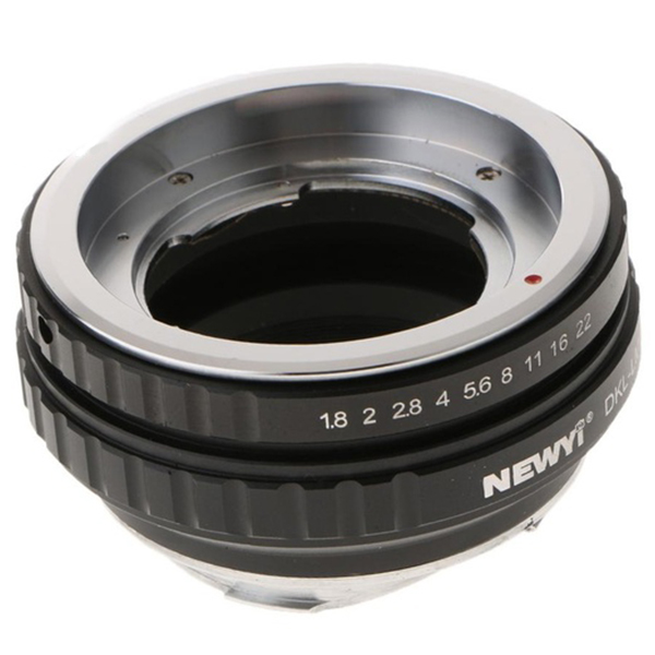 Image 3 - NEWYI DKL LM Adapter for Voigtlander Retina Deckel Lens to Leica M TECHART LM EA7 camera Lens Converter Adapter Ring-in Lens Adapter from Consumer Electronics