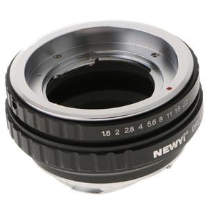 Image 3 - NEWYI DKL LM adaptateur pour Voigtlander Retina Deckel lentille à Leica M TECHART LM EA7 caméra lentille convertisseur adaptateur anneau