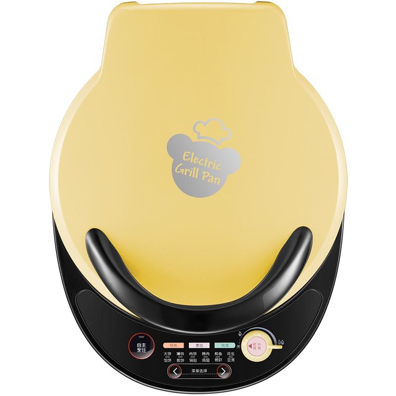 220V Household Electric Cooking Pan Non-stick Multifunctional Crepe Pancake Baking Pan Pie Maker Machine EU/AU/UK Plug