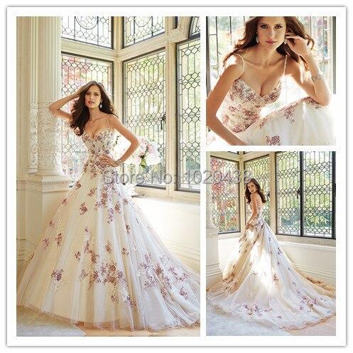 Кружево Аппликации Милая Аппликации трапециевидной формы свадебное платье Vestido De Noiva импортные бисер мать невесты платья для женщин