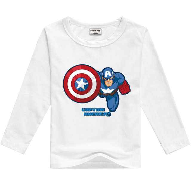 Christmas T Shirt Children's Clothing kids Baby Boy Girl Clothes Tees Long Sleeve t-shirts for boys girls Tops Clothes t-shirt