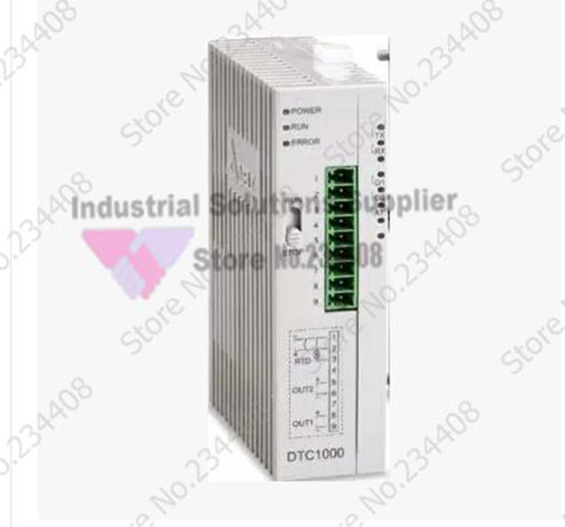 New Original Delta Series Temperature Controller DTC1000V DTC Input DC24Voutput relay 12V Thermostat new original temperature controller dtb4848cr dtb series delta thermostat 100