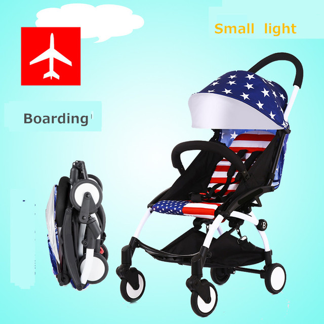 super light baby stroller minni easy fold many colors carry on airplane yoya stroller 175 degree in stock.