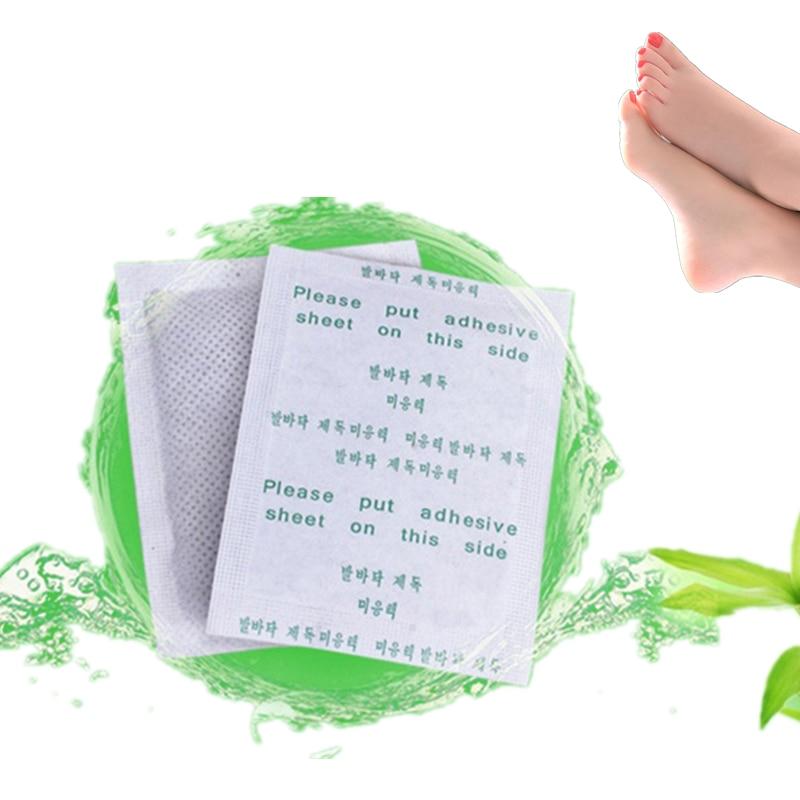 50 шт/5 коробок в партии) отличный эффект помогает развеять токсины из вашего тела натуральные травы Detox тонкие подушечки для ног