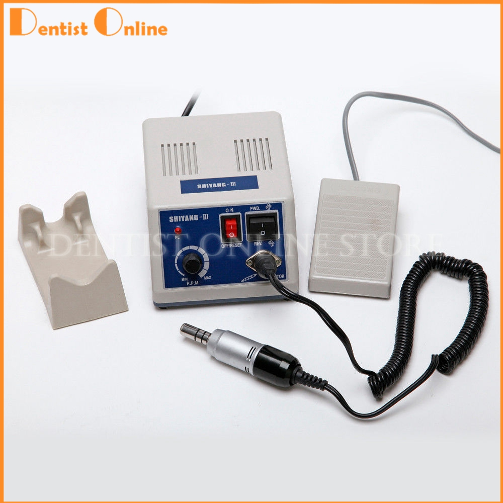 Dental Lab Marathon Micro Motor Micromotor Polishing Machine N3 &35K RPM Electric Motor Handpiece olympus cu453500 camera motor drive micromotor