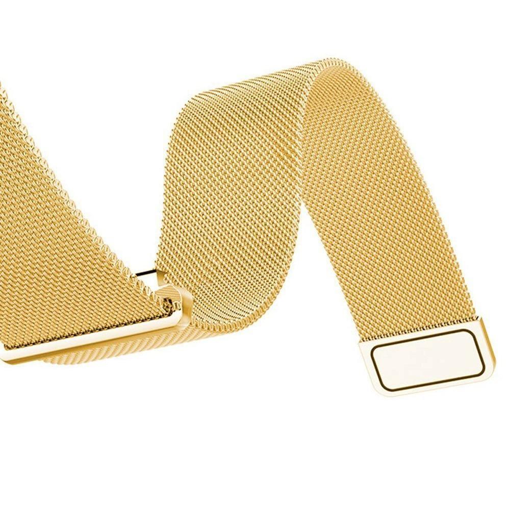 Correa de reloj milanesa de 22 mm Correa de reloj de acero inoxidable - Accesorios para relojes - foto 5