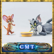 CMT Instock Dasin Model DM Cat And Mouse Cartoon Tom and Jerry S.H.Figuarts S.H.Figuarts SHF PVC Action Figure Anime Toys Figure