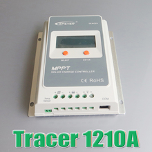 Tracer 1210A EPsloar 10A MPPT Solar system Kit Controller 12V 24V LCD Diaplay EPEVER Regulators WY