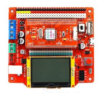 1 piezas 12864x128x64 puntos gráfico Color verde amarillo retroiluminación  LCD módulo ST7920