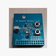 5pcs/lot IR Infrared Control Expansion board For Raspberry Pi B Can Receive Emission