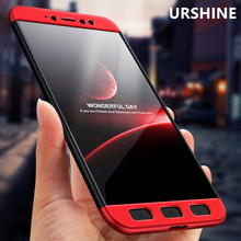 for Global Version Xiaomi Redmi Note 5A Prime Case 360 Degree All-around Full Body Cover 3GB 32GB Snapdragon 435 Capa Coque 5.5