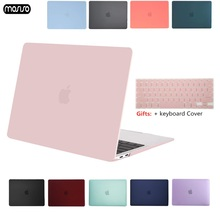 MOSISO Crystal Hard Case Protective Cover For Macbook Pro Retina 13 15 Model A1502 A1425 A1398 display year 2013 2014 2015 +Gift купить недорого в Москве
