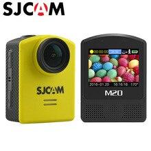 Action Camera SJCAM M20 Sports DV Gyro Mini Helmet Waterproof 4K 24fps 2K 30fps NTK96660 16MP With RAW Format Original SJ Cam