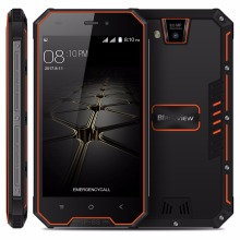 Blackview BV4000 Pro IP68 Waterproof Smartphone 4 7 HD MTK6580A Quad Core Android 7 0 2GB