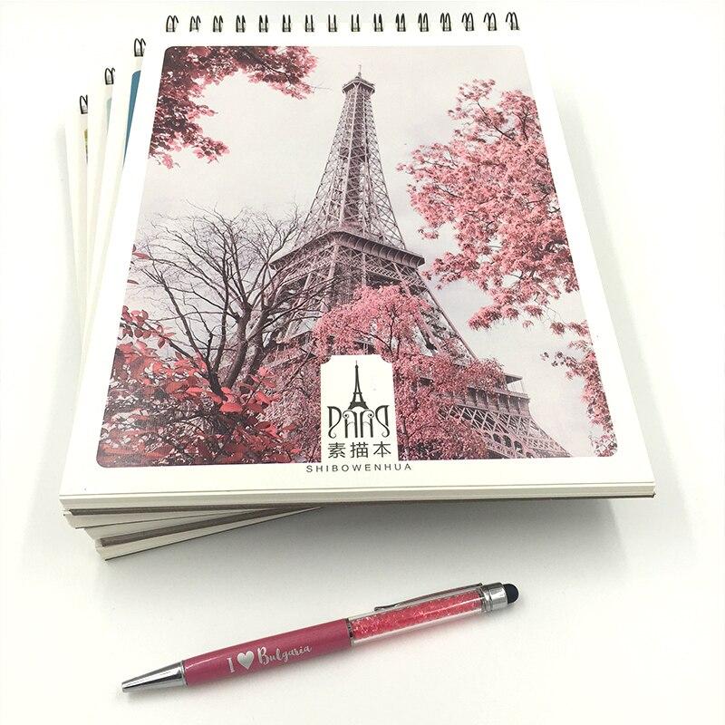 New Arrival Cheap 28 21cm Sketch Book Creative Trends