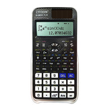 2017 New 991ES Plus Dual Power Scientific Calculator University Math Calculadora Cientifica Student Calculated Calculus Gift