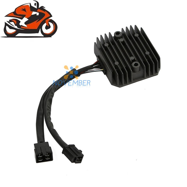 Motorcycle Voltage Regulator Rectifier for Honda CH250 Steed 400 VT 600 CD2 Shadow VT 600 C Shadow VLX VT 600 CD Shadow Deluxe