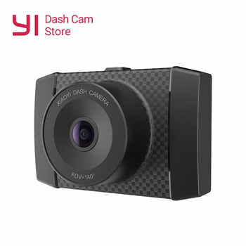 YI Ultra Dash Camera With 16G Card 2.7K Resolution Car DVR A17 A7 Dual Core Chip Voice Control light sensor 2.7-inch Widescreen - DISCOUNT ITEM  0% OFF All Category
