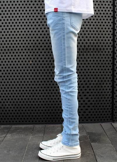 Free shipping fashion hot style spring autumn men skinny