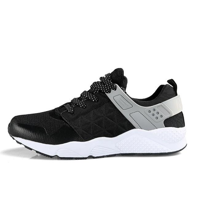 7a2953cca78 Zapatos hombres mujeres Running Sport adultos otoño transpirable verano  zapatillas amantes aire Huaraching Deporte Zapatos negro