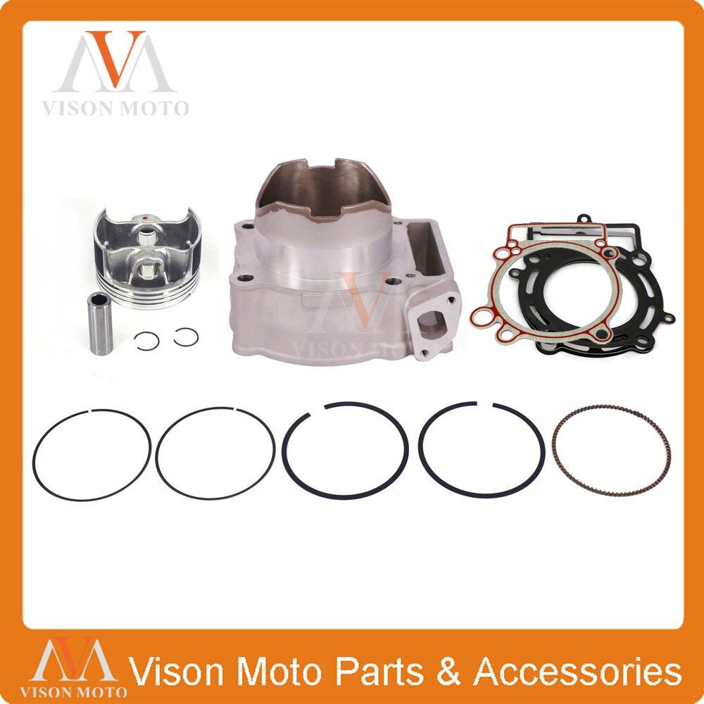 Kit de joint d'anneau de Piston de bloc de cylindre de la puissance OTOM 300CC de moteur pour le vélo de saleté de Bosuer KAYO Xmotor Apollo 250CC ZONGSHEN NC250