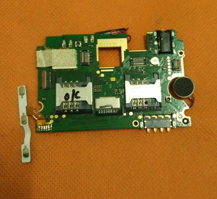 """imágenes para Usado Original Placa Base placa base 1G RAM + 8G ROM para No. 1X1 5.0 """"HD 1280*720 MTK6582 Quad Core de Doble Cámara IP68 Envío gratis"""