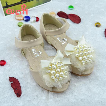 2015 Girls Princess Shoes For Spring Summer With Flower genuine Leather Children Shoes Euro Size 24-34 Kids Loafers girls 330-73