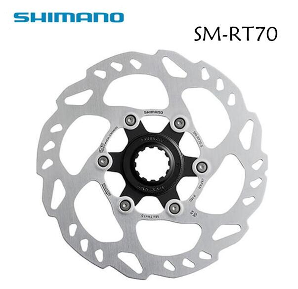 2017 New Shimano SLX SM-RT70 rotor Disc Brake Rotor SM RT70 Center Lock Suit SLX 160mm Ice-technologies M7000 shimano rt81 160mm 6 inch ice technologies center lock disc rotors