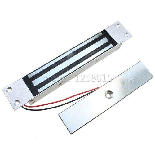 Livraison gratuite 280 kg verrouillage intégré nstallation maintenance 280 kg serrures magnétiques à une porte
