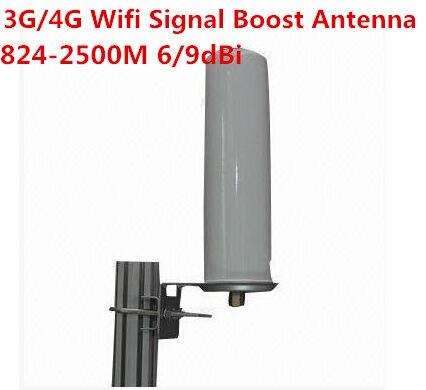 Antenne de signal extérieure OSHINVOY 3G 4G N femelle 9dBi 824-2500 M