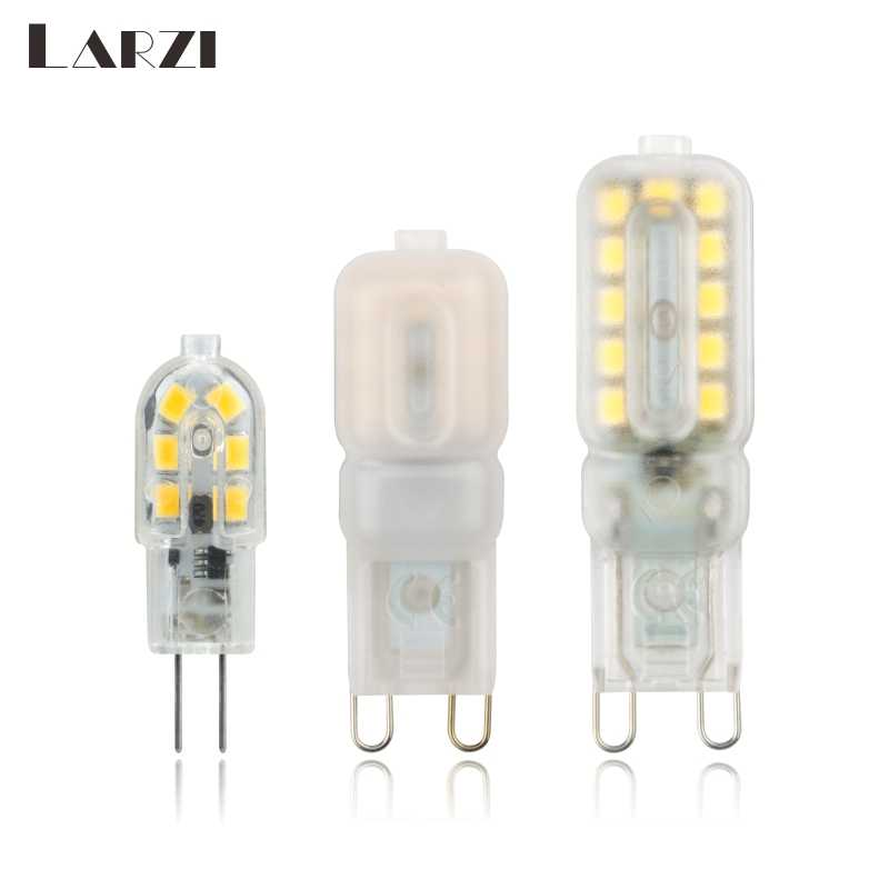 G4 G9 LED Lamp 3W 5W Mini LED Bulb SMD2835 AC 220V DC 12V Spotlight Chandelier High Quality Lighting Replace Halogen Lamps