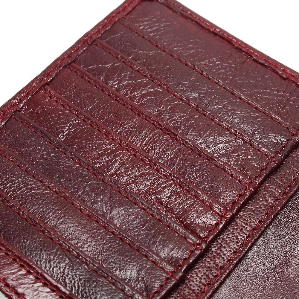 mulheres marca carteiras dólar bolsa Trending : Womens Oil Wax Wallet Men Zipper Genuine Leather