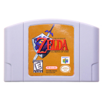 N64Game Legend ofZelda-Ocarina of Time Video Game Cartridge Console Card English Language US Version (Can Save)