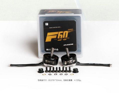 2 Pieces T-Motor F60 2207 PRO 2500KV 4S Brushless Motor For 200 210 220 250 RC Frame Kit black self tie strapless cut out sexy mini dress