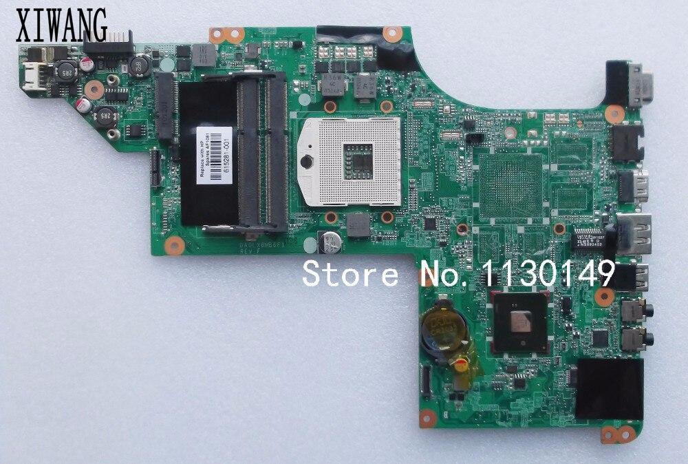630281-001 motherboard for hp dv6 dv6-3000 laptop motherboard ddr3 da0lx6mb6h1 Free Shipping 100% test ok 665280 001 for hp dv6 dv6 6000 laptop motherboard ddr3 free shipping 100% test ok