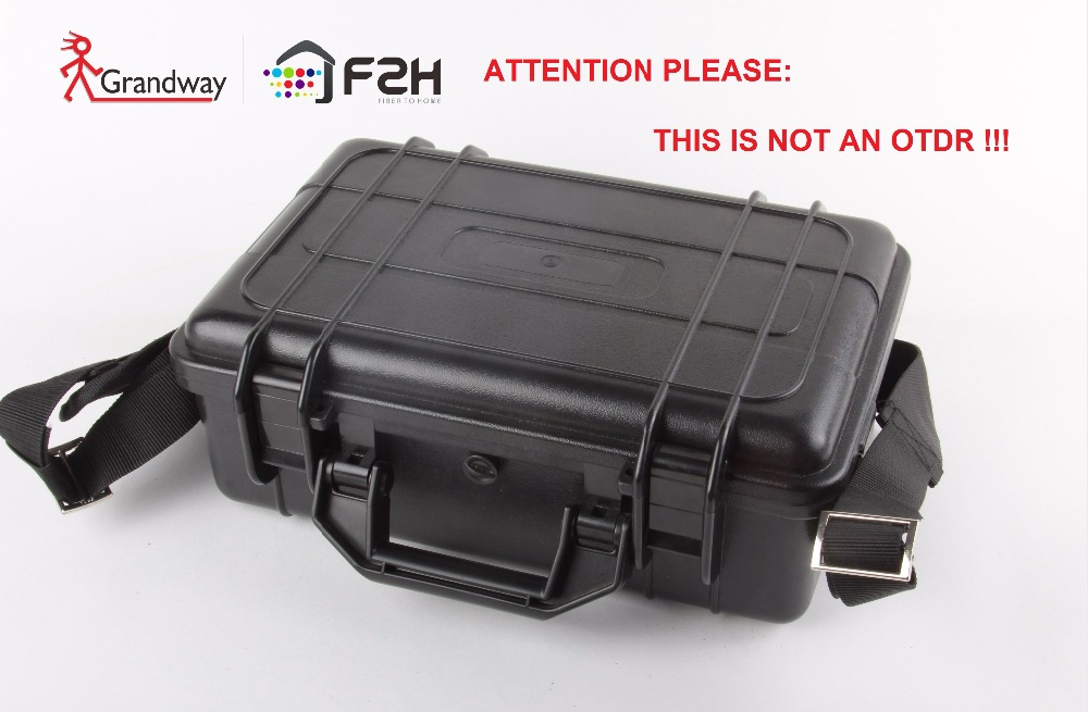 Grandway 3 proof easy-carrying Box suitable for all FHO5000 series OTDR