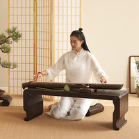 Китайские антикварные фортепиано деревянный стол прямоугольник 110*40 см азиатской мебели Гостиная Восточный традиционная деревянный пол Ча