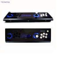 Pandora 3D 2200 Arcade Console 100*3D Games USB Joystick Arcade Buttons With Light 2 Players Control Retro Video Game Box
