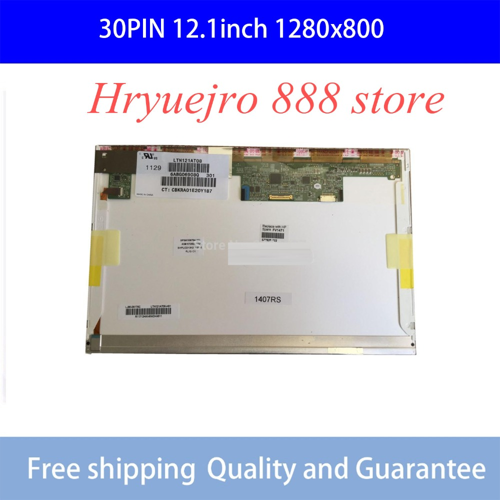 LTN121AT08 301 B121EW09 V.4 LP121WX3 TPB1 TPA1 LED Display 1280x800 30 pin EDPLTN121AT08 301 B121EW09 V.4 LP121WX3 TPB1 TPA1 LED Display 1280x800 30 pin EDP