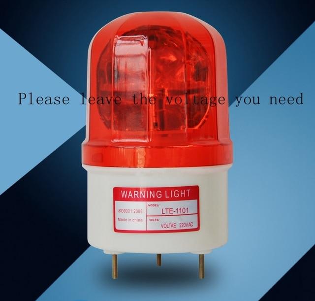 LTE 1101J warning light amber alarm Bulbs rotary industrial truck