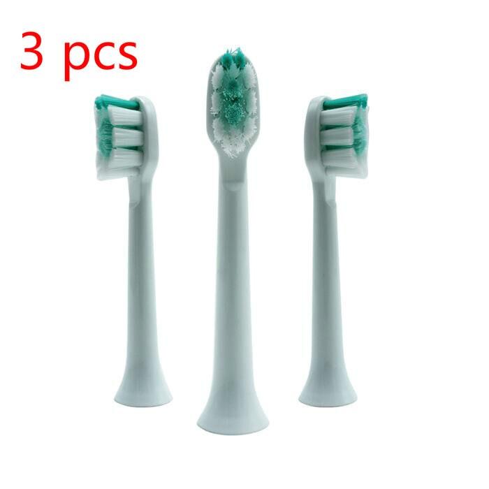 3pcs Replacement Toothbrush Heads for Philips Sonicare ProResults HX6013/66 HX6530 HX9340 HX6930 HX6950 HX6710 HX9140 16pcs lot replacement toothbrush heads for philips sonicare proresults hx6014 hx9332 hx6930 hx9340 hx6950 hx6710 hx9140 hx6530