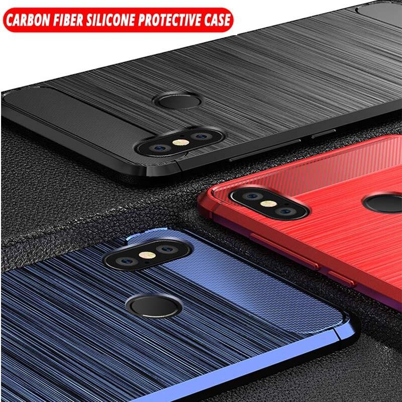 Θήκη Coque για Xiaomi Redmi Σημείωση 7 6 Pro 5 Plus 4 - Ανταλλακτικά και αξεσουάρ κινητών τηλεφώνων - Φωτογραφία 2