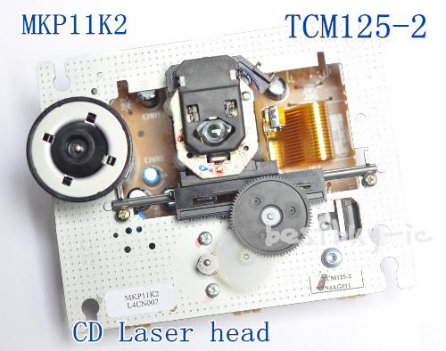 free shipping For THOMSON VCD LASER HEAD TCM125-2 / MKP11K2