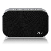 Original Klineaudio Mini Bluetooth Perfect Deep Bass Handsfree Wireless Portable 3D Sound System Stereo Music Speakers with box