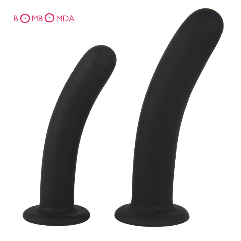 Smooth Anal Plug Sex Anal Big Dildo Butt Plug Suction Cup Buttplug Female Male G-spot Prostate Massager Anal Sex Toys For Couple smooth butt plug ass sex toys for women silicone anal plug prostate massager g spot anal stimulator adult products anal sex toys