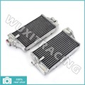 Fit For Honda CR 125 02 03 Left Right New Aluminium Cores MX Offroad Motorcycle Motocross Bike Radiator x2