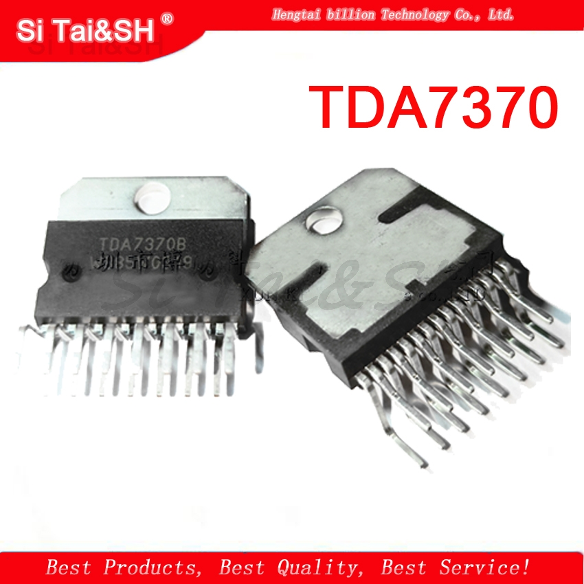 TDA7370 TDA7370A TDA7370B ZIP  integrated circuit