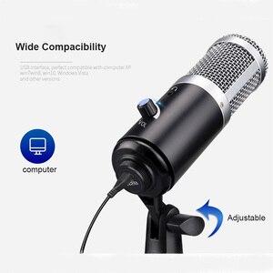 Image 3 - USB Plug and Play Microphone For Computer YouTube Skype Studio Live Broadcasting Microphone microphone Youtubers Vocal Recording